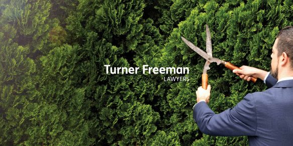 Fresh insights-driven campaign for Turner Freeman designed to shake up tired legal ad formats